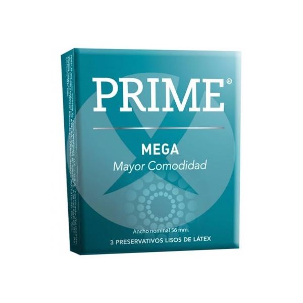 C/U PRIME MEGA 3 x24u.